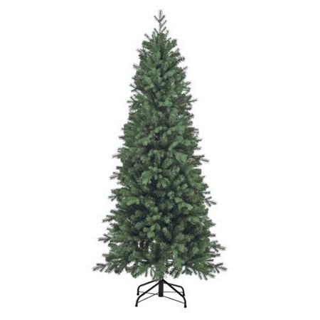 【造花】アスカ/ミックスパインスリムツリー/AX69018【01】【取寄】《 店舗ディスプレイ クリスマス飾り クリスマスツリー 》