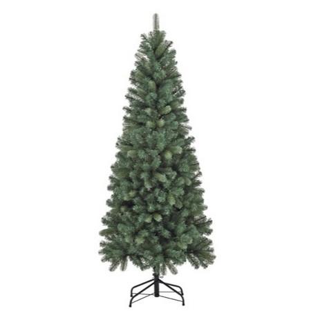 【造花】アスカ/ミックスパインスリムツリー/AX69015【01】【取寄】《 店舗ディスプレイ クリスマス飾り クリスマスツリー 》