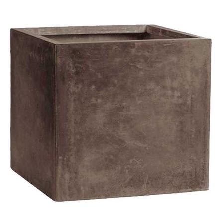クレイ/TERRA-MENT_Cube 43 DARK GRAY/910-103-811【01】【取寄】《 店舗ディスプレイ 家具・収納 その他 》
