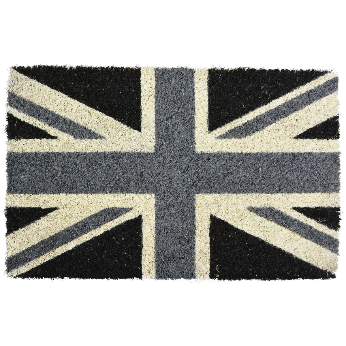 """<title>ガーデニング用品 ガーデン家具 玄関マット 手作り 材料 ハットトリック MINI COCO MAT S """"Union Jack"""" 1D-103 Monotone 01 取寄 デポー</title>"""