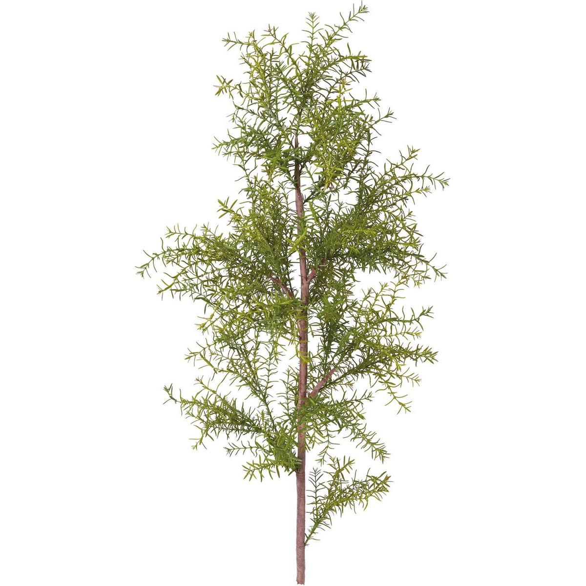 【造花】YDM/ローズマリーツリー グリーン/GL-5210-GR【01】【取寄】