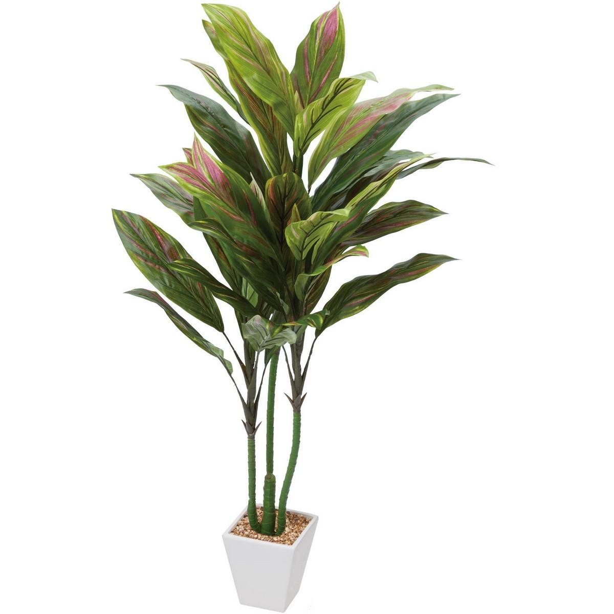 【直送】【人工観葉植物】YDM/コルディリネ グリーン/GLA-1435-GR ※返品・代引不可【01】