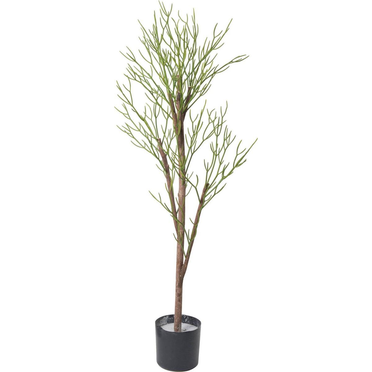 【直送】【人工観葉植物】YDM/150cmミルクサンゴ/GLP-1491 ※返品・キャンセル不可【01】