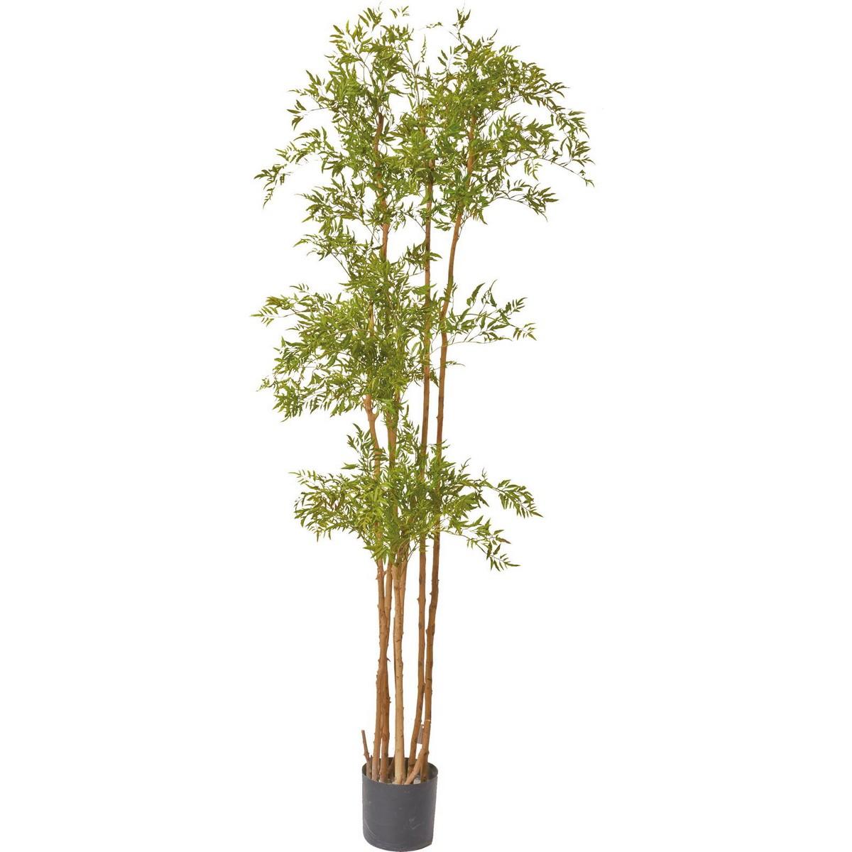 【直送】【人工観葉植物】YDM/ポリシャスツリ-L グリーン/GLP-1506-GR ※返品・代引不可【01】