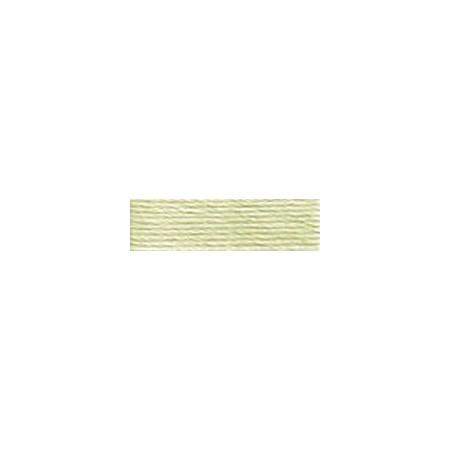 ART116 DMC刺しゅう糸 #8 バラ/DMC8-822【01】【取寄】