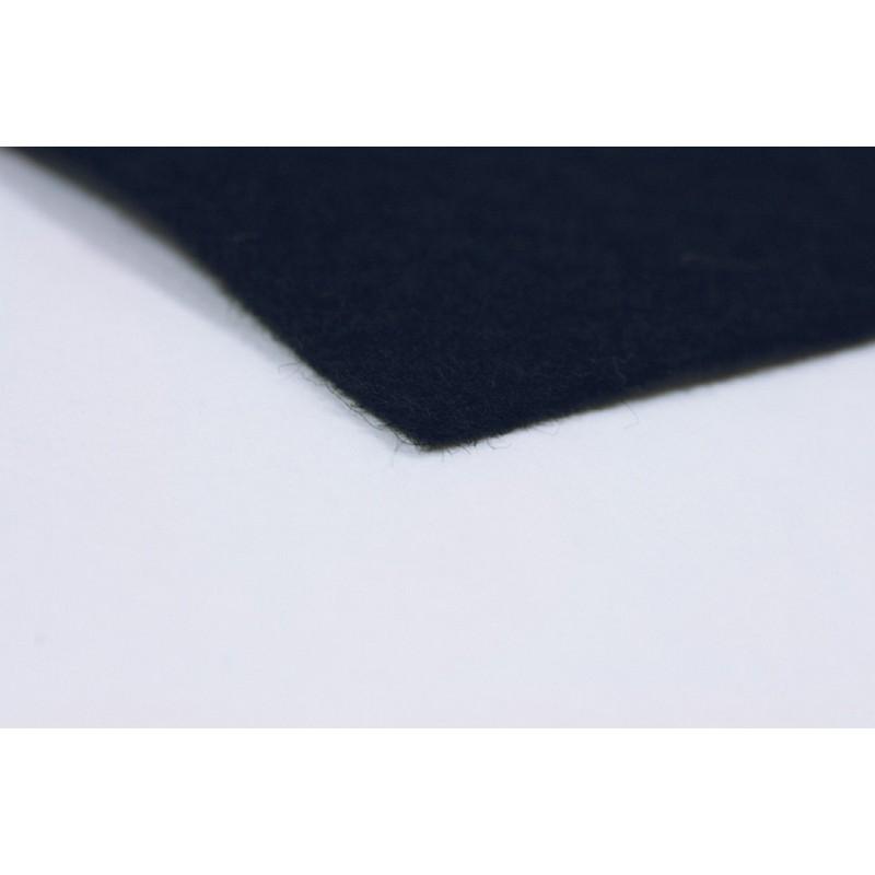 ニードルパンチ キルト綿 黒 100cm×20m巻/MH14-BKR【01】【取寄】《 手芸用品 生地・芯地 キルト綿 》
