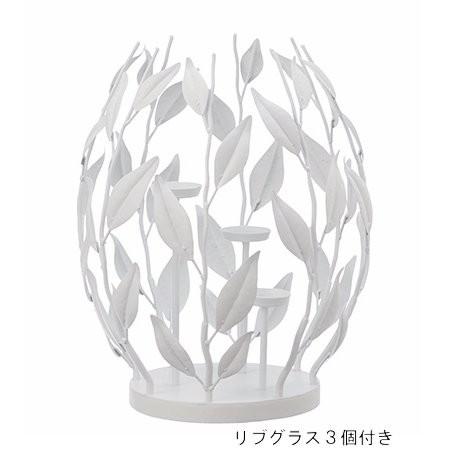 カメヤマ/ツリーライトハリケーン ガラスセット/PL119-27-00G【01】【取寄】
