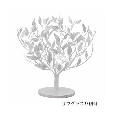 カメヤマ/バンチライトツリーガラスセット/PL119-28-00G【07】【取寄】