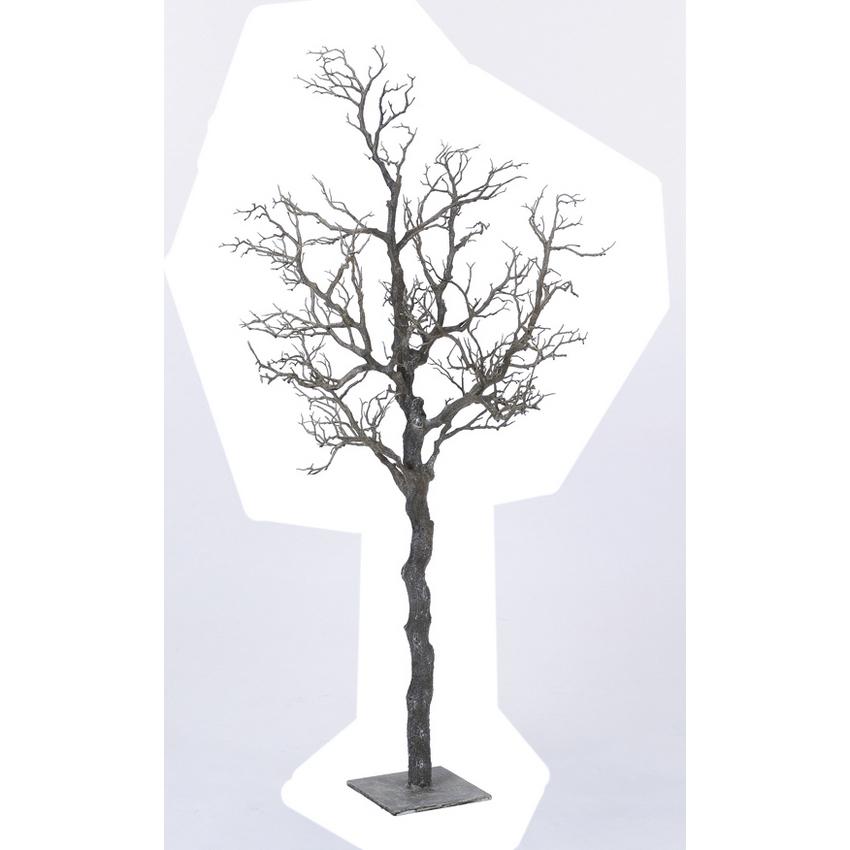 【直送】【造花】アスカ/ツイッグツリー (メタルスタンド) #044 ナチュラル/A-50929-44 ※返品・代引・キャンセル不可【01】