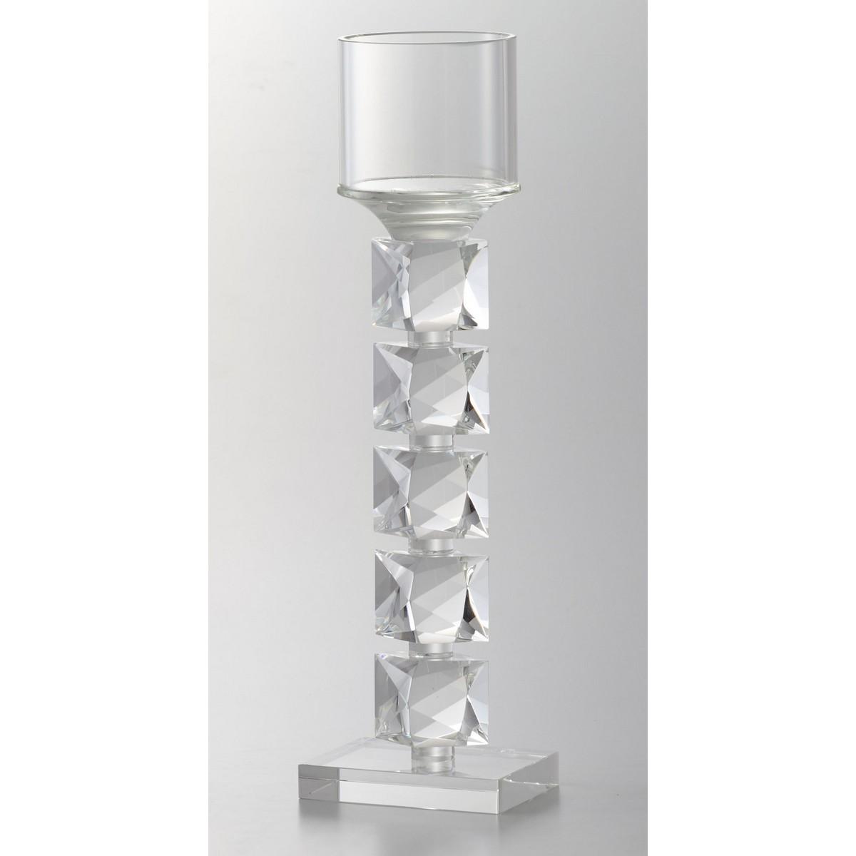 クレイ/CRYSTAL pillar(クリスタル ピラー) II 12L9W43H CLEAR/710-731-000【01】【01】【取寄】