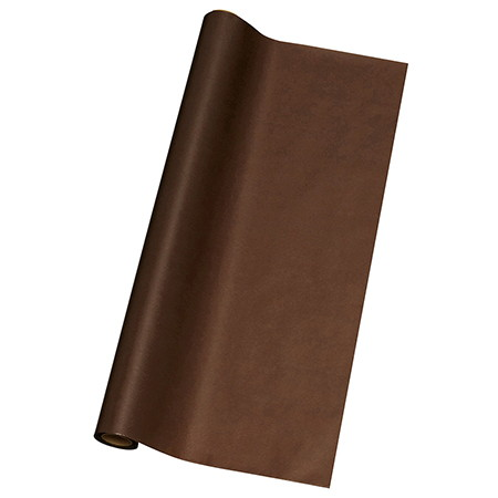 東京リボン/カラークラフト 60cm×約12kg 25 ブラウン/66001-25【01】【01】【取寄】