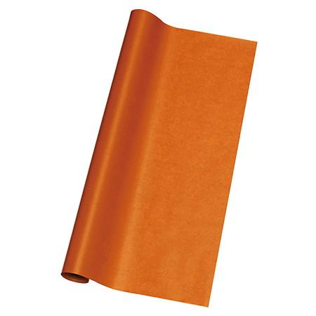 東京リボン/カラークラフト 60cm×約12kg 37 オレンジ/66001-37【01】【01】【取寄】
