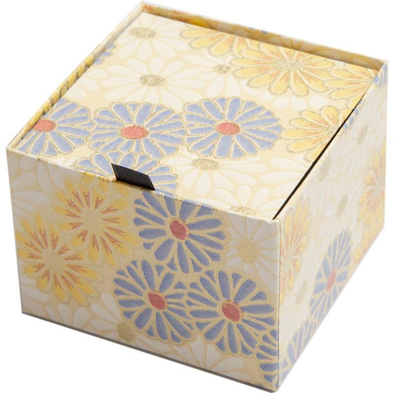 【プリザーブド】アモローサ/ダイヤモンド-モダン和85-琥珀 シトラスイエロー/1234-41【01】【取寄】[6箱]