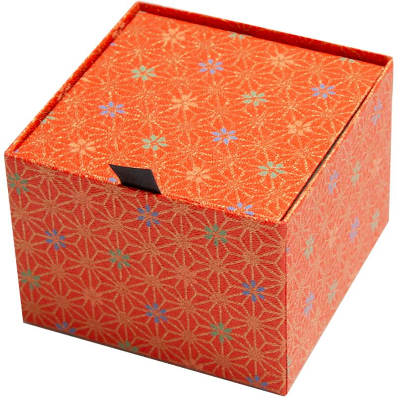 【プリザーブド】アモローサ/ダイヤモンド-モダン和85-銀朱 ゴールド/1238-99【01】【取寄】[6箱]