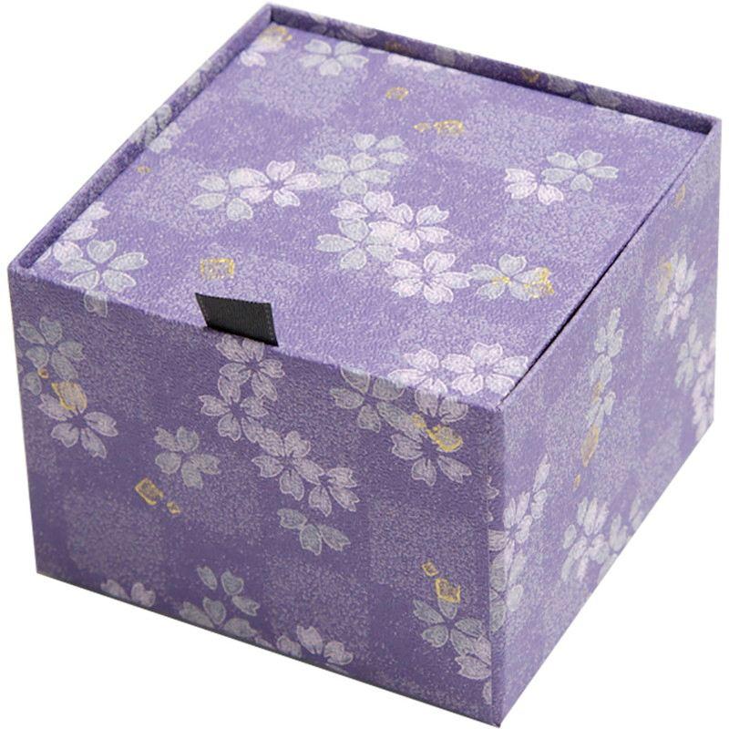 【プリザーブド】アモローサ/ダイヤモンド-モダン和85-江戸紫 ピーチピンク/1239-10【01】【取寄】[6箱]