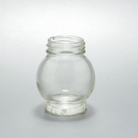 ビン 味彩 100球面GC瓶/163-2000-19【01】【01】【取寄】[80本]