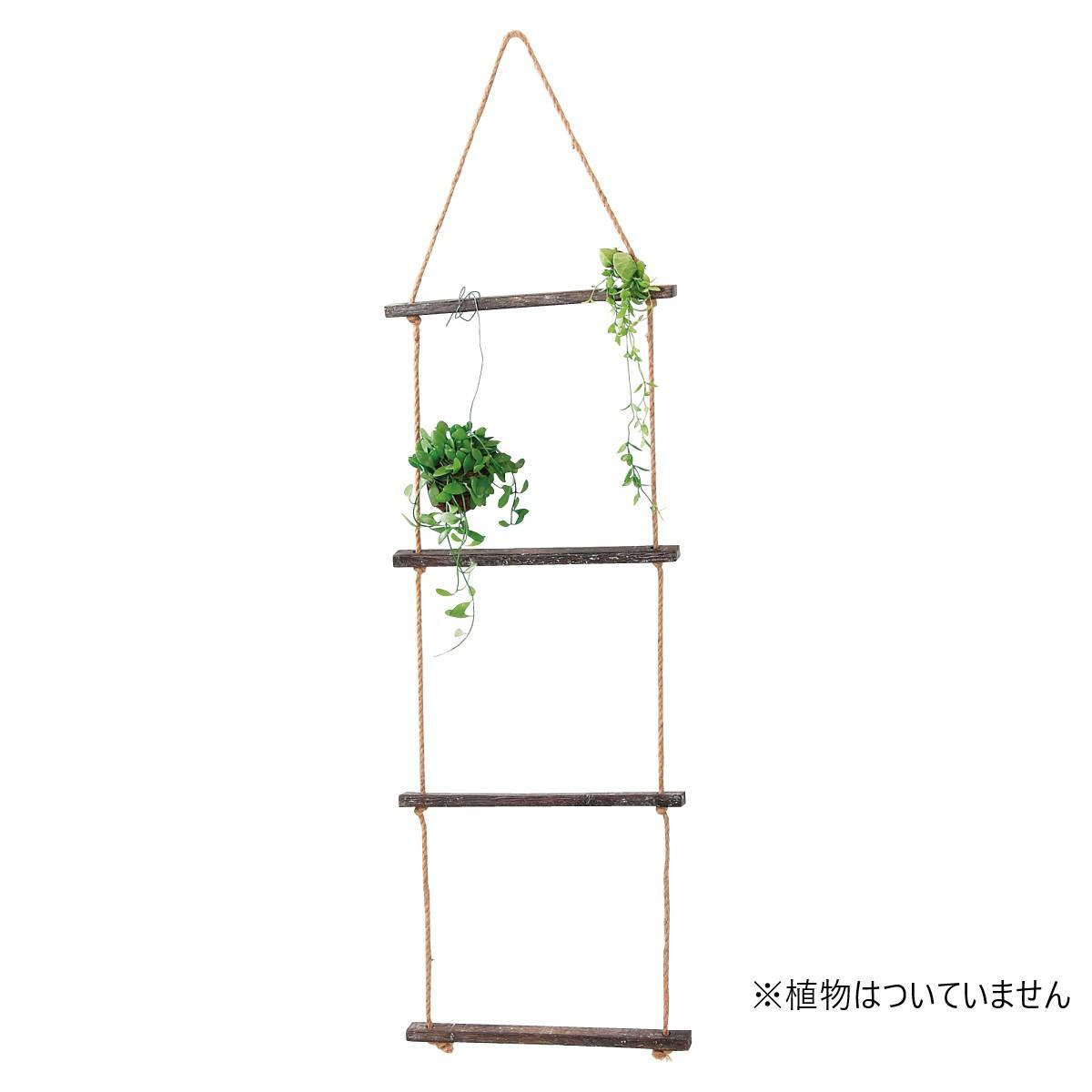 花ごころDo!/ビンテージ ロープラダー/63689【01】【取寄】[4個]
