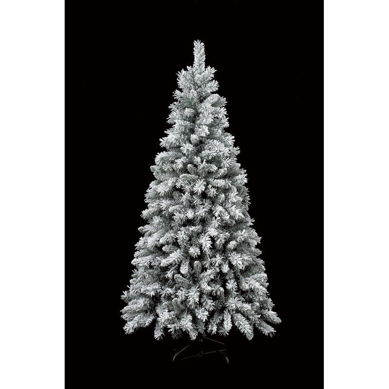 【造花】アスカ/スノーツリー/AX69630【01】【取寄】《 店舗ディスプレイ クリスマス飾り クリスマスツリー 》