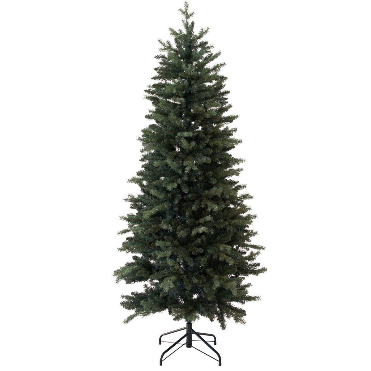YDM/240cmブルーヒルパインツリー/CAA-172【01】【取寄】《 店舗ディスプレイ クリスマス飾り クリスマスツリー 》