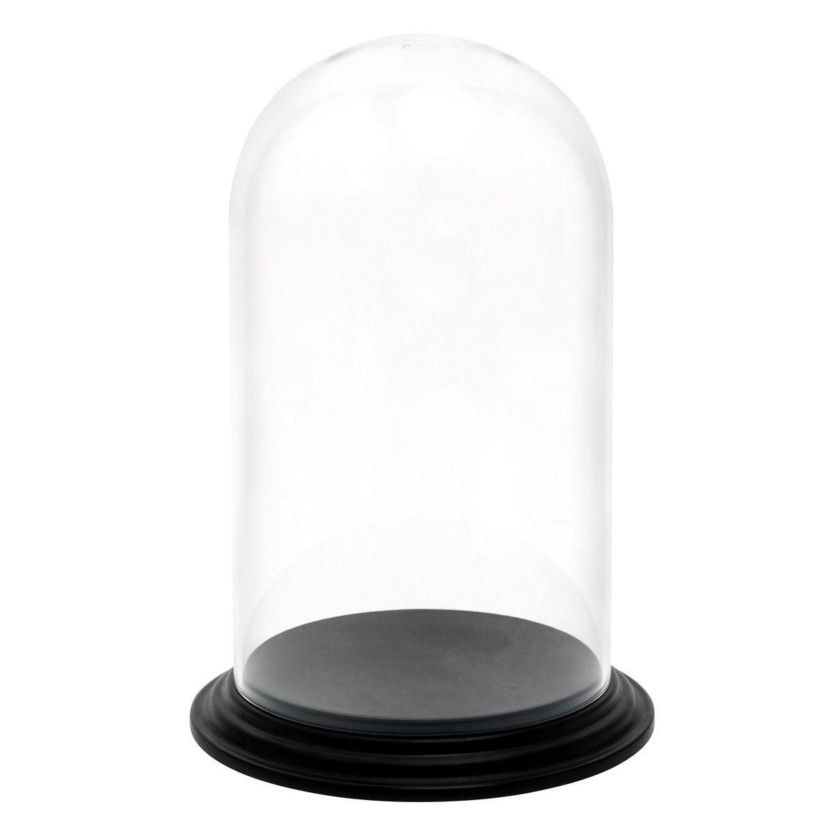 花器、リース 花器・花瓶 プラスチック・アクリル花器 手作り 材料 クレイ/PC dome CLEAR/937-008-000【01】【取寄】