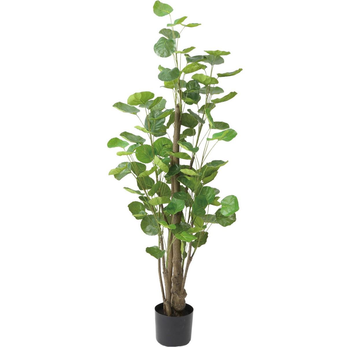 【人工観葉植物】YDM/ポリシャスフリスビー GR/GLP-1530-GR【01】【取寄】
