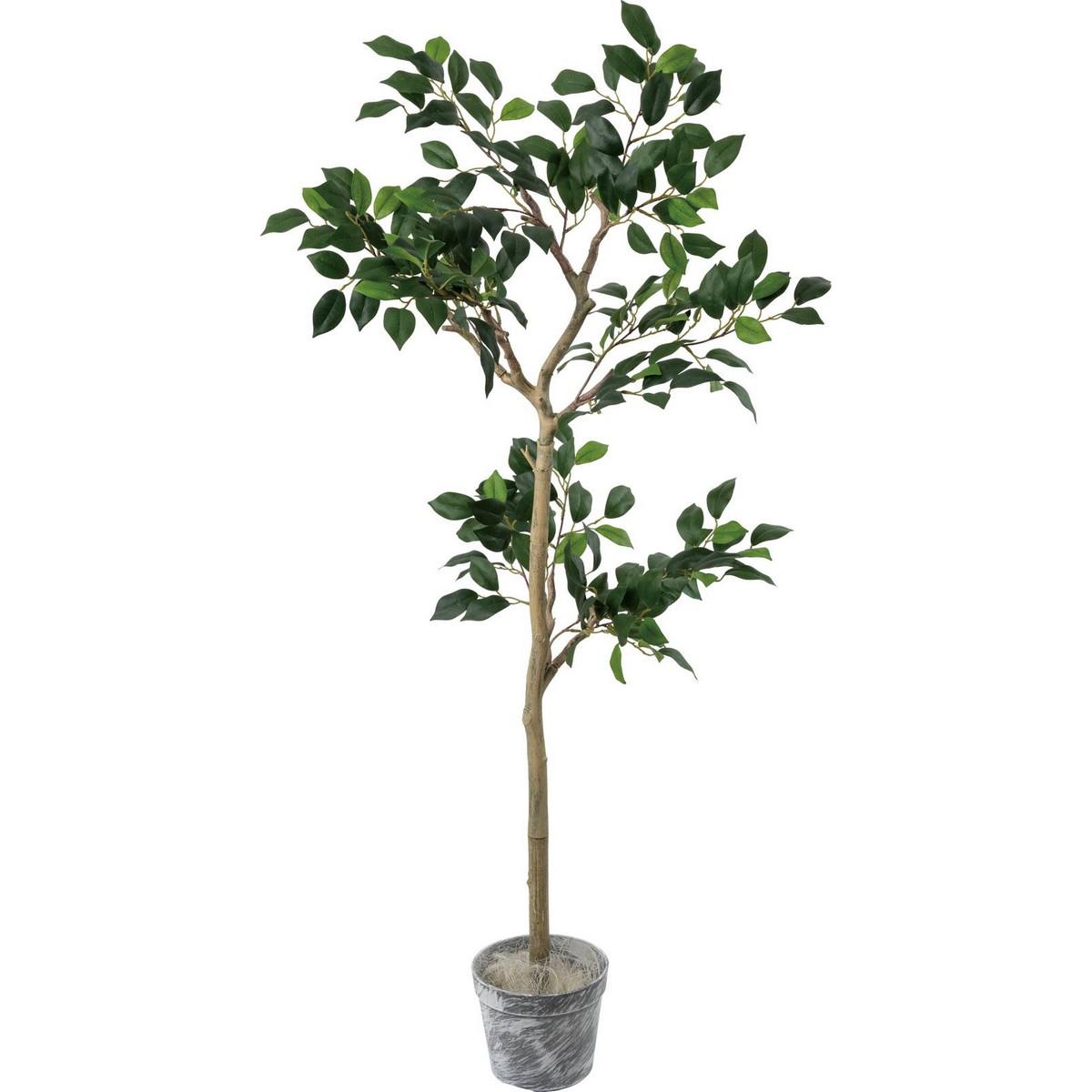 造花 人工観葉植物 高さ~150cm フェイクグリーン インテリア 直送 YDM ジョイントベンジャミンツリーセット 激安価格と即納で通信販売 返品 GLA-1514-GR GR キャンセル不可 トラスト ※代引 01 アーティフィシャルフラワー
