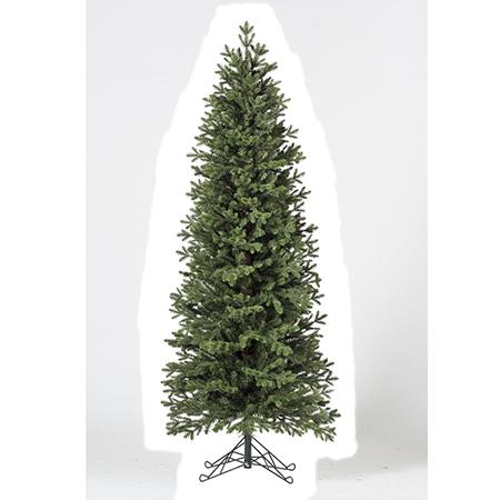 【造花】アスカ/ミックスパインスリムツリー/AX68367【01】【取寄】《 店舗ディスプレイ クリスマス飾り クリスマスツリー 》