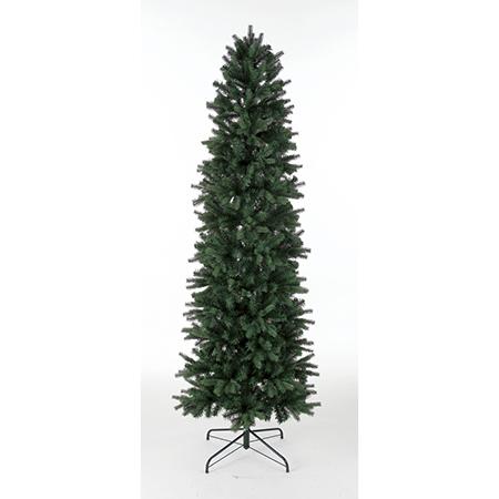 【造花】アスカ/ミックスパインスリムツリー(S)/AX68208【01】【取寄】《 店舗ディスプレイ クリスマス飾り クリスマスツリー 》