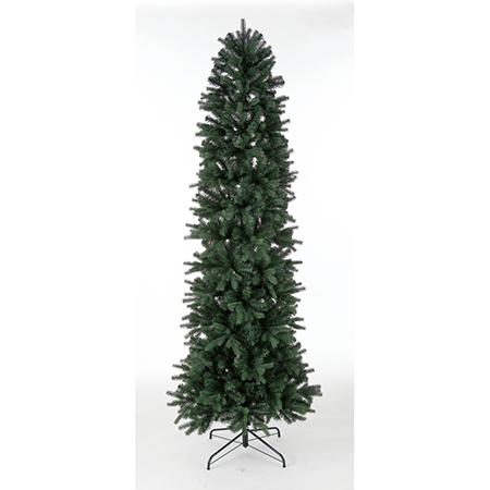 【造花】アスカ/ミックスパインスリムツリー(L)/AX68209【01】【取寄】《 店舗ディスプレイ クリスマス飾り クリスマスツリー 》