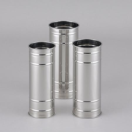 花筒 No.11型 S/3 シルバー/170-2211-1【01】【取寄】