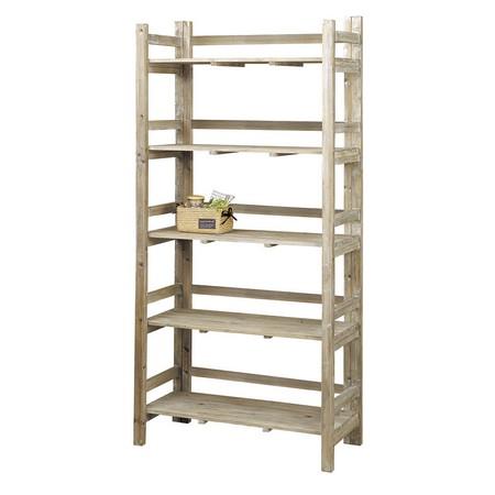 【直送】Paseo/Recycle Wood Rack/WK-13※返品・代引・キャンセル不可【01】