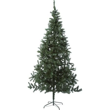 【造花】YDM/240cmノーマルツリー/CAA124【01】【取寄】《 店舗ディスプレイ クリスマス飾り クリスマスツリー 》