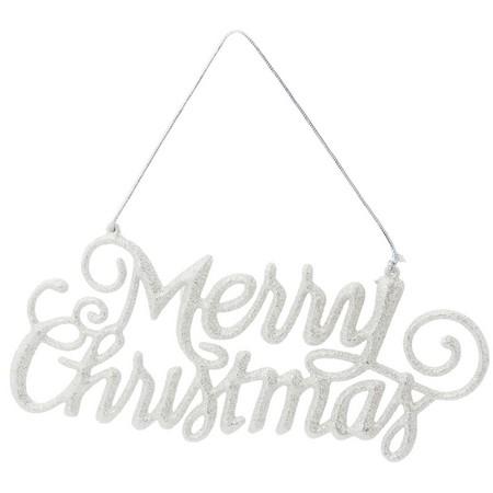 激安通販ショッピング 店舗ディスプレイ クリスマス飾り ハンギングオーナメント 手作り 材料 01 クリスマスタイトルハンガーSI COH656 登場大人気アイテム 取寄