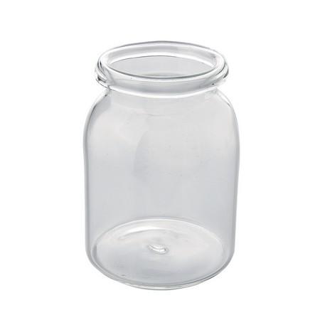 SPICE/RIB GLASS VASE Lサイズ/KEGY5213【01】【取寄】[12個]