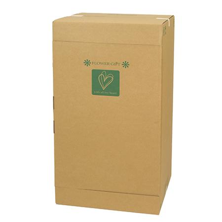 フラワーメールボックスXLL 5枚/GF028500【01】【取寄】《 ラッピング用品 ・梱包資材 ラッピング箱・梱包箱 宅配ボックス 》