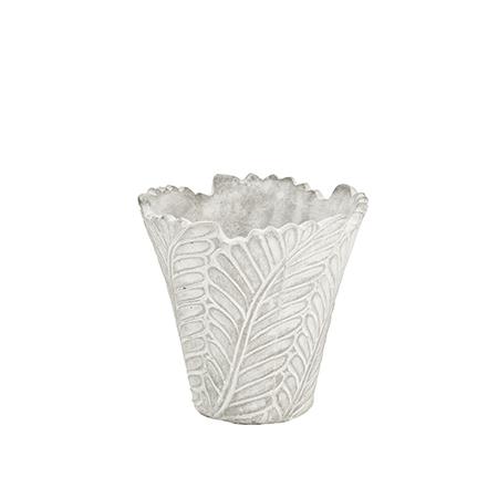 花器 リース 新品 送料無料 花瓶 陶器花器 好評 即日 CX001816 東京堂 プリミティーヴォ ラウンドS