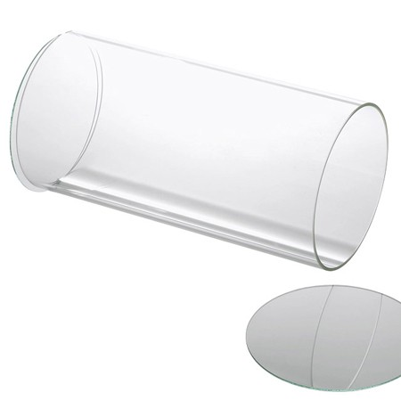 LEO/T-3850 グラスパイプ/142-3850-0【01】【取寄】