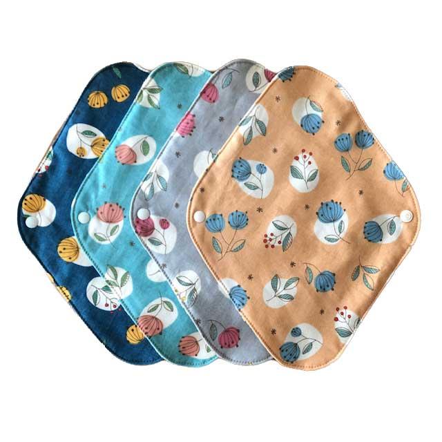 プレーンタイプの布ナプキンを挟んで使うホルダーです オーガニックコットンの布ナプキンホルダー1枚入り 落ちない hikari 送料無料お手入れ要らず 直営限定アウトレット ずれない 布ナプキン初心者におすすめ