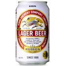 キリンラガー 350ml ケース(24本入り) 【ビール】 (※合計3ケースまで1梱包同梱可能、合計4ケース以上または他商品同時購入の場合ご注文確定後別途送料加算。)