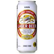 キリンラガー 500ml ケース(24本入り) 【ビール】