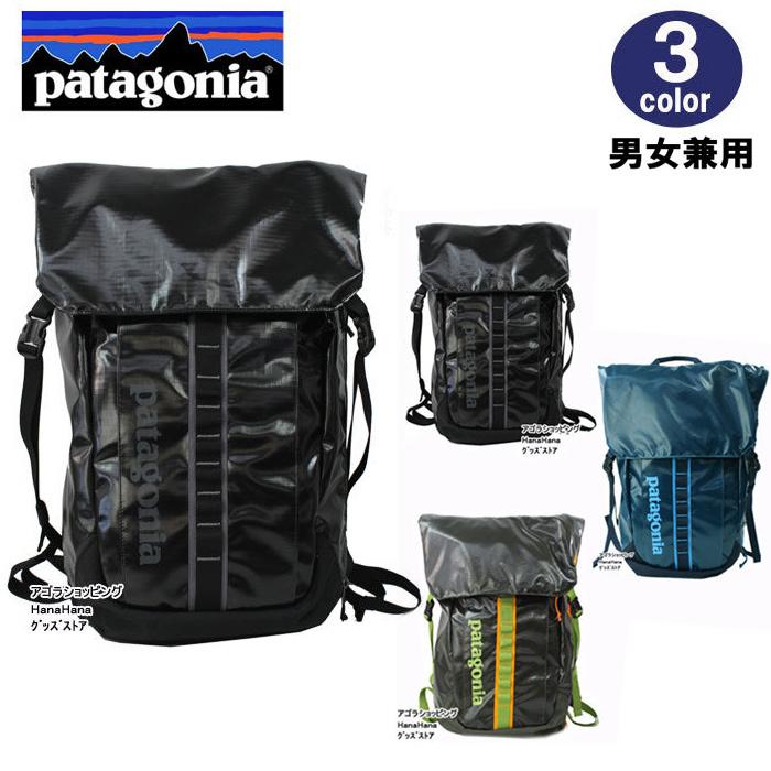 パタゴニア patagonia バッグ リュック BLACK HOLE TM PACK 32L ブラックホール・パック 49331 バックパック ag-852800