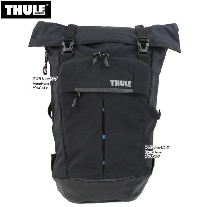 THULE バッグ リュック TRDP-115 Black 24L SWEDEN Paramount BackPack スーリー バックパック デイバッグ ブランド ag-876100