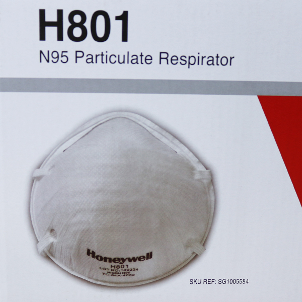 honeywell mask n95