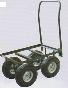 ★サンカキャリアシリーズ【四輪ハウスキャリー】 スチール製  耐荷重約60Kg用