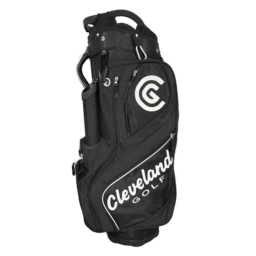 【USA直輸入品】(日本未発売)Cleveland CG Cart Bag クリーブランド CG カート バッグ(黒) 【送料無料】