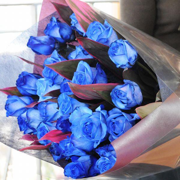Hanako rakuten global market bouquet of blue roses birthday 30 bouquet of blue roses birthday 30 memorial day presentation of blue rose flower wedding gifts negle Gallery
