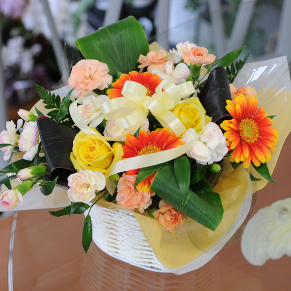 Sweet memory flower arrangement gift birthday flowers gifts volume meyerbeer arrangement flower arrangement opened celebration message wedding Memorial Day flowers Cupid Member shop next day delivery Edelweiss flower workshop