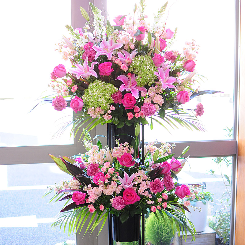 hanako | Rakuten Global Market: Congratulations for stand flowers ...