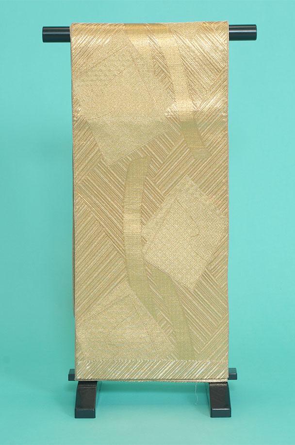 留袖用着物レンタルフルセット用帯(留袖用):obi051 〔帯〕〔袋帯〕〔正絹〕【レンタル】
