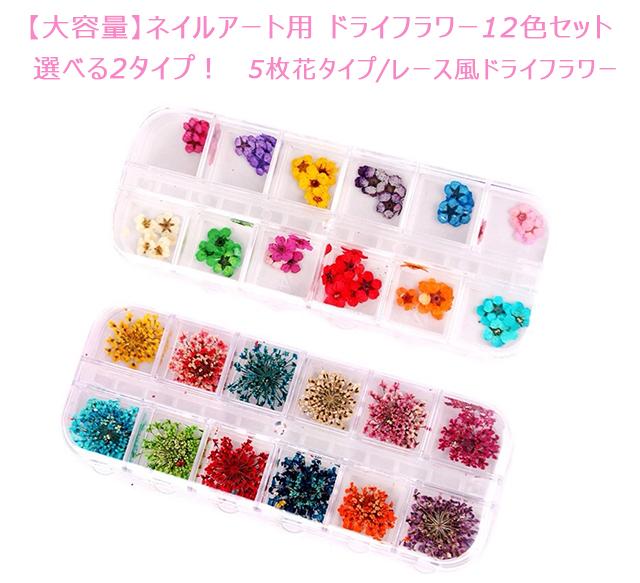 Hananail Rakuten Global Market Dried Flower Nail Art For Real 12